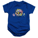 Infant: Adventure Time- Glob Ball Rush Onesie Infant Onesie