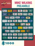 Mike Wilkins - Preamble 1000 Piece Jigsaw Puzzle Jigsaw Puzzle
