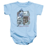 Infant: Regular Show- Too Cool For Tv Onesie Infant Onesie
