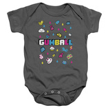 Infant: Amazing World Of Gumball- Fun Drops Onesie Infant Onesie