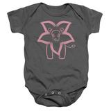 Infant: Steven Universe- Lion Etching Onesie Infant Onesie
