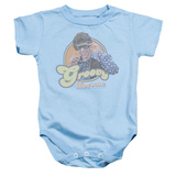 Infant: The Brady Bunch- Groovy Greg Onesie Infant Onesie