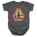 Infant: Star Trek- Starfleet Cadet Onesie Infant Onesie