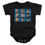 Infant: The Brady Bunch- Framed Onesie Infant Onesie