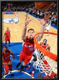 Los Angeles Clippers v Philadelphia 76ers: Blake Griffin Print by Jesse D. Garrabrant