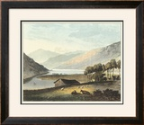 Picturesque English Lake I Art by T.h. Fielding