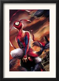 Spider-Man India 1 Cover: Spider-Man Posters by Jeevan J. Kang