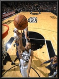 Memphis Grizzlies v San Antonio Spurs: Tony Parker Prints by D. Clarke Evans