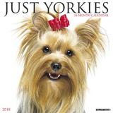 Just Yorkies - 2018 Calendar Kalenders