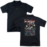 Polo: Harley Quinn- Roller Derby Girl T-shirts