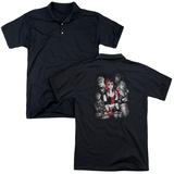 Polo: Harley Quinn- Roller Derby Team T-shirts