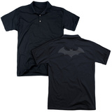 Polo: Batman - Hush Logo 2 (Back Print) T-Shirt