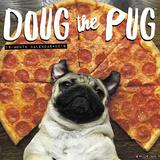 Doug the Pug - 2018 Calendar Calendars