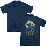 Polo: Batman & Robin- The City Is Watching Shirts