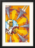 Warlock 3 Cover: Adam Warlock Posters by J. H. Williams III