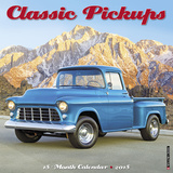 Classic Pickups - 2018 Calendar Calendars