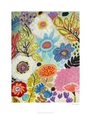 Secret Garden Floral I Limited Edition by Karen Fields