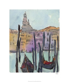 Venice Plein Air IV Limited Edition by Samuel Dixon
