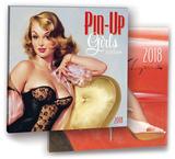 Pin-Up Girls - 2018 Calendar Kalendere
