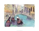 Venice Plein Air V Limited Edition by Samuel Dixon