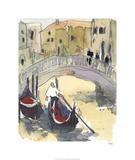 Venice Plein Air III Limited Edition by Samuel Dixon