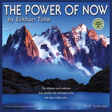 Power of Now - 2018 Calendar Calendars
