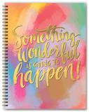 Beautiful Things Happen  17-Month - 2018 Hardcover Planner Kalenders