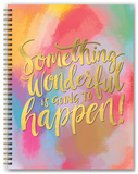 Beautiful Things Happen  17-Month - 2018 Hardcover Planner Calendars