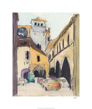 Venice Plein Air I Limited Edition by Samuel Dixon