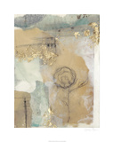 Posy Collage I Limited Edition by Jennifer Goldberger
