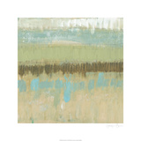 Pastel Textures I Limited Edition by Jennifer Goldberger
