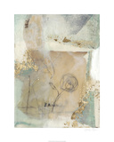 Posy Collage II Limited Edition by Jennifer Goldberger