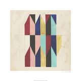 Geometric Pattern Play V Limited Edition by Naomi McCavitt