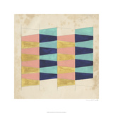 Geometric Pattern Play VI Limited Edition by Naomi McCavitt