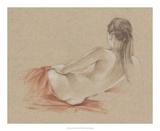 Classical Figure Study I Giclee Print by Ethan Harper