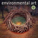 Environmental Art - 2018 Calendar Calendarios