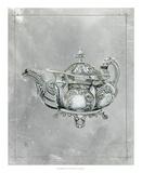 English Silver IV Giclee Print by Naomi McCavitt