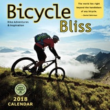 Bicycle Bliss - 2018 Calendar Calendarios
