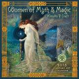 Women of Myth & Magic - 2018 Calendar Kalenders