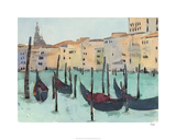 Venice Plein Air VII Limited Edition by Samuel Dixon