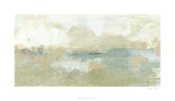 Pastel Landscape I Limited Edition by Jennifer Goldberger