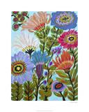 Secret Garden Floral IV Limited Edition by Karen Fields