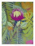 Tropical Tapestry I Prints by Chariklia Zarris