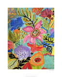 Secret Garden Floral II Limited Edition by Karen Fields