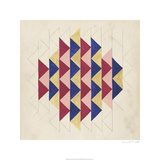 Geometric Pattern Play IV Limited Edition by Naomi McCavitt