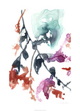 Hanging Fuchsia I Limited Edition by Jennifer Goldberger