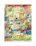 Boho Garden II Limited Edition by Karen Fields