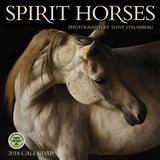 Spirit Horses - 2018 Calendar Calendarios