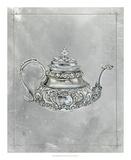 English Silver III Giclee Print by Naomi McCavitt