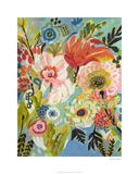 Secret Garden Floral III Limited Edition by Karen Fields